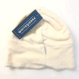 White Sierra Youth Kids Cozy Beanie Kids Ivory